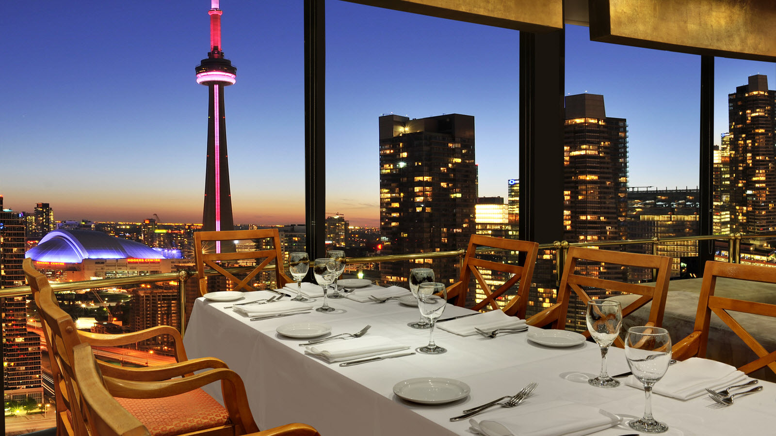 Toronto Wedding Dining