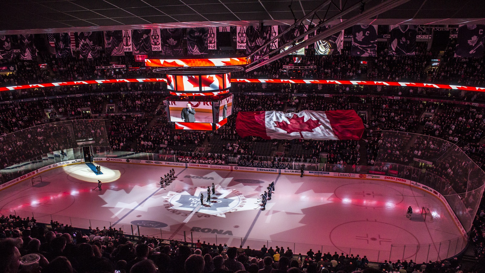 Things to do in Toronto - Air Canada Centre