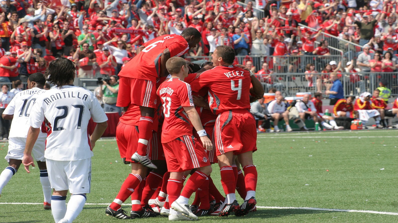 Things to do in Toronto - BMO Field