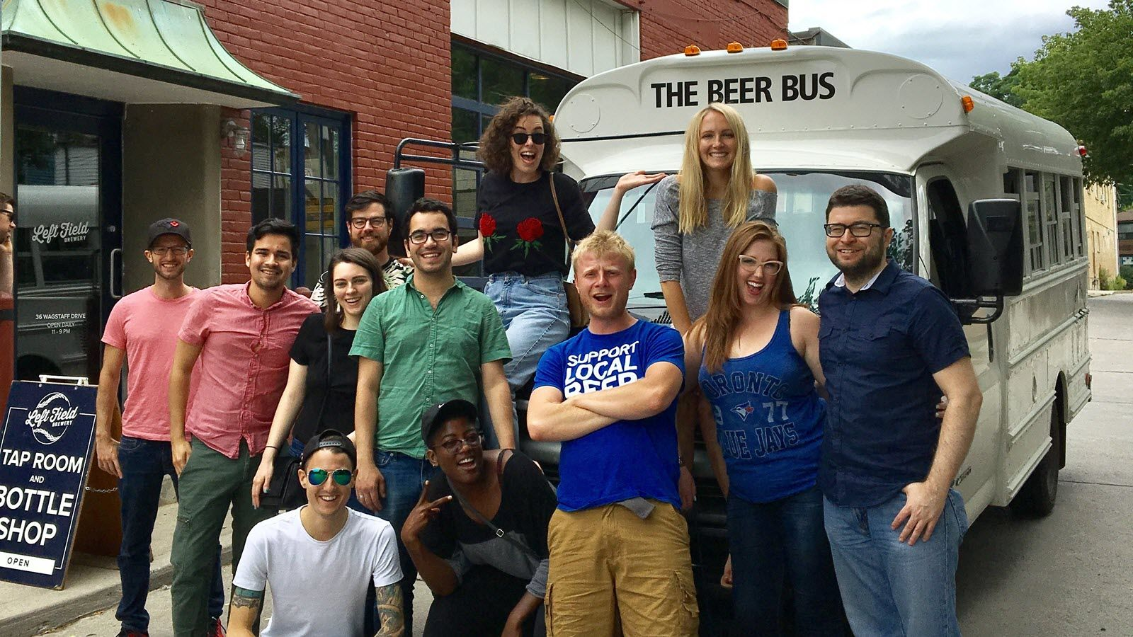 Things to do in Toronto - The Beer Bus