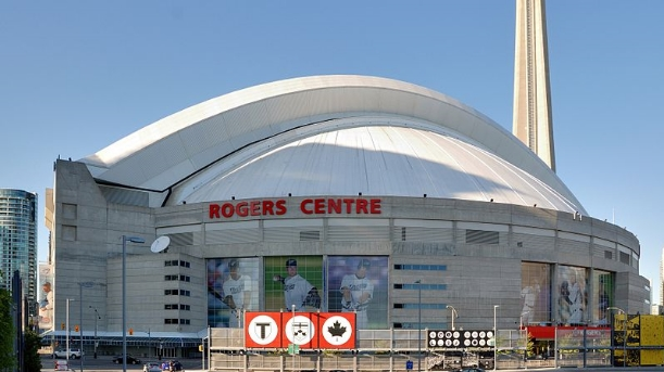 Things to do in Toronto - Rogers Centre